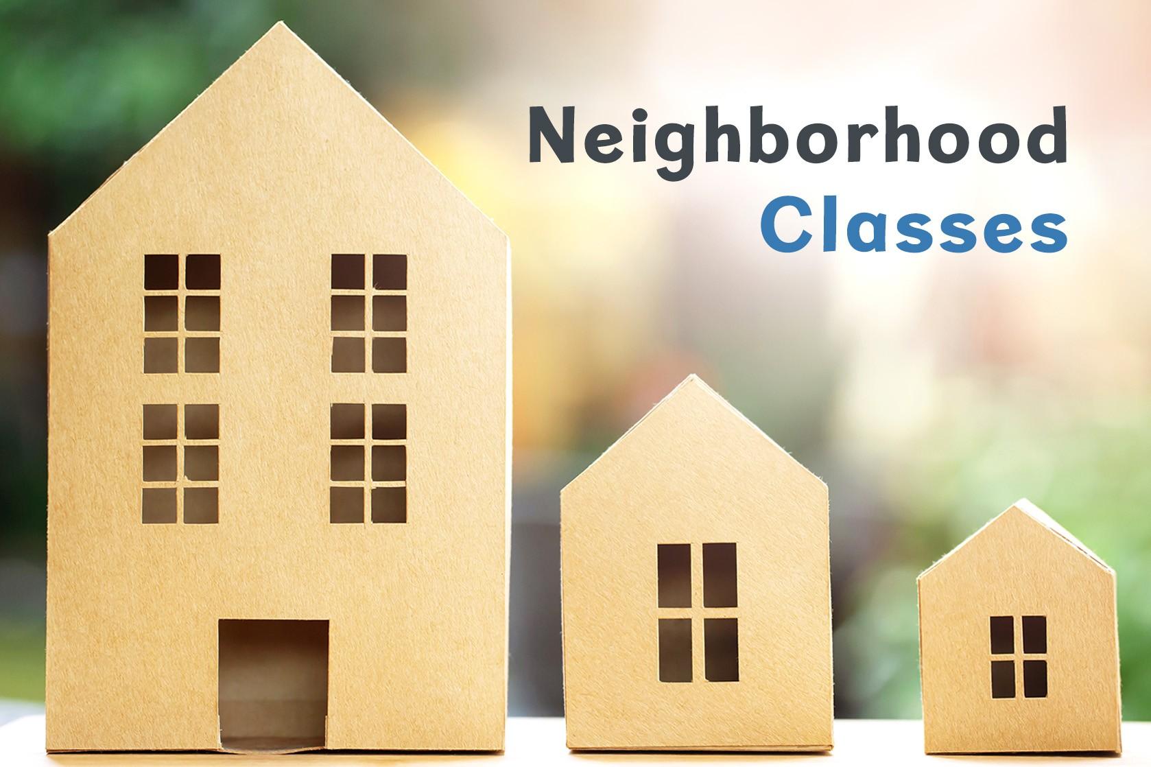 Rental Real Estate Property Classification - A, B, C, C Neighborhoods