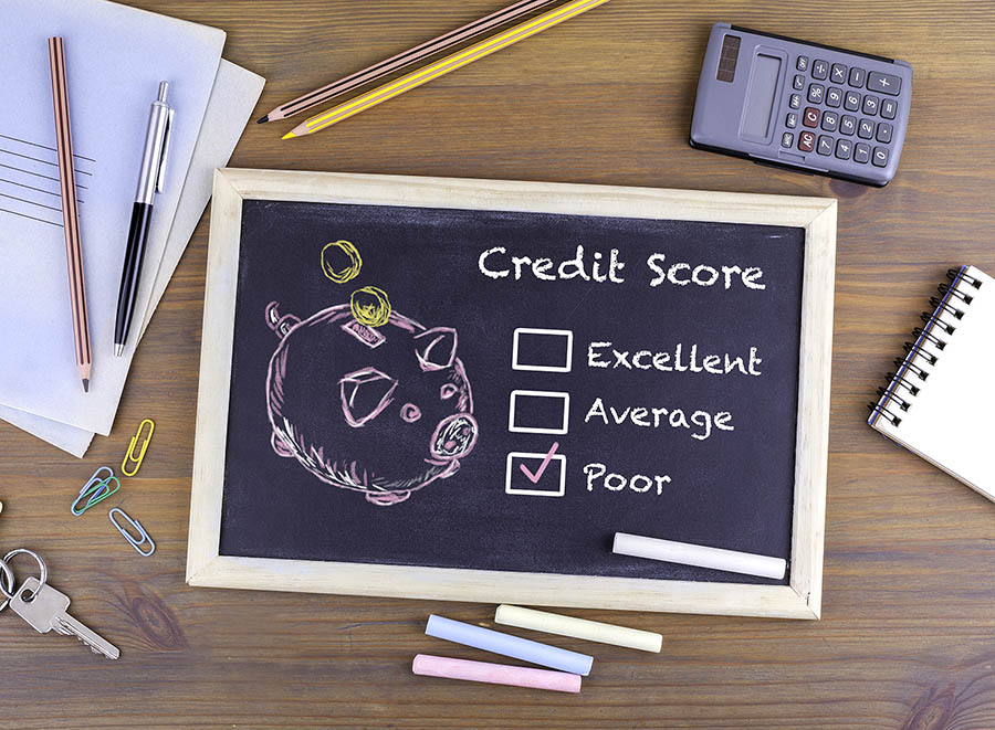 How to Invest in Real Estate with Bad Credit