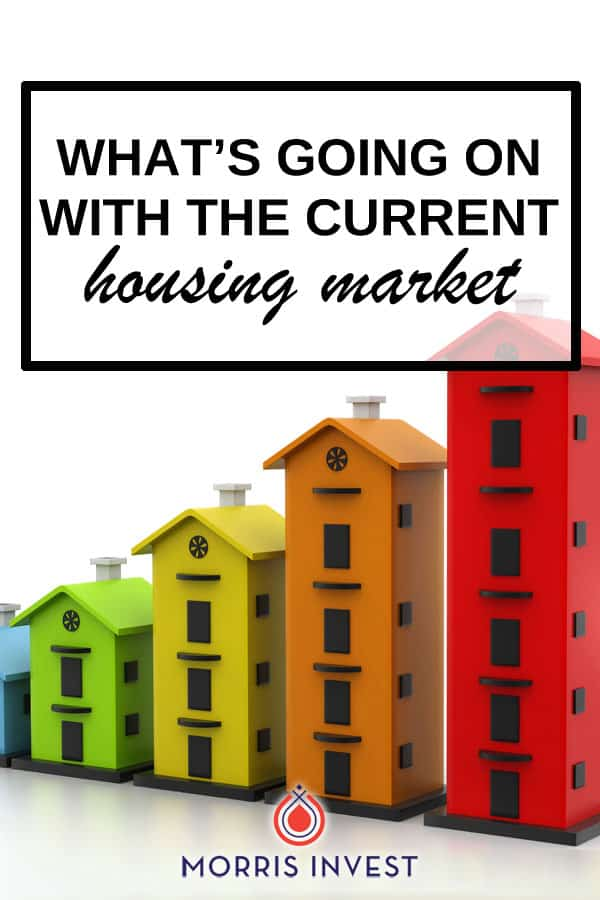 The real estate market is always changing, and savvy investors always stay up to date on market conditions. We discuss what's going on with the current housing market.