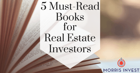 5 Must-Read Books for Real Estate Investors