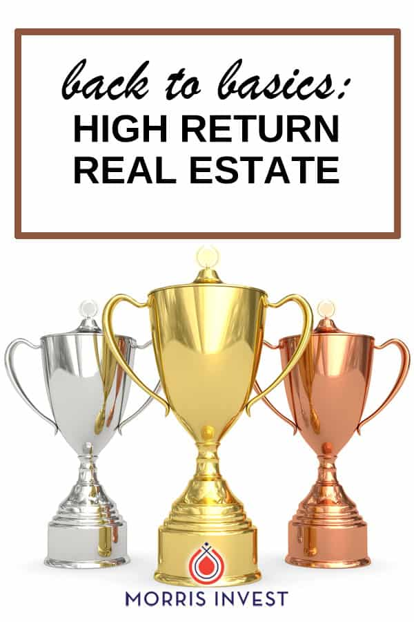 On this episode of Investing in Real Estate, I'm sharing how you can become a high return investor. You'll learn the three things you need to put in place in order to earn high ROI, and I'll share some of the mistakes I, along with other investors have made. Don't miss episode 195 to learn how to make consistent high return investments!