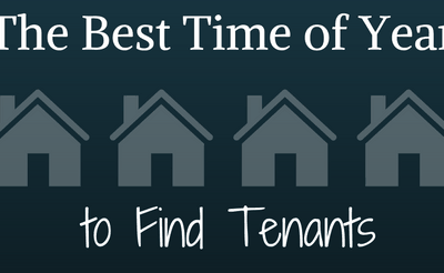 The Best Time of Year to Find Tenants