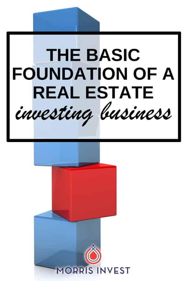 there are six specific steps you should take to set up the groundwork of your real estate business.