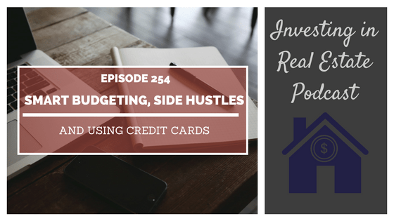 EP254: Smart Budgeting, Side Hustles, and Using Credit Cards – Interview with Eric Rosenberg