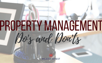 Property Management Do's and Don'ts