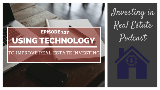 EP137: Using Technology to Improve Real Estate Investing – Interview with Nav Athwal