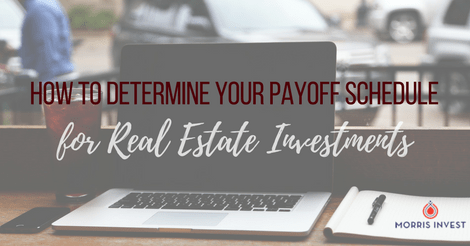 How to Determine Your Payoff Schedule for Real Estate Investments