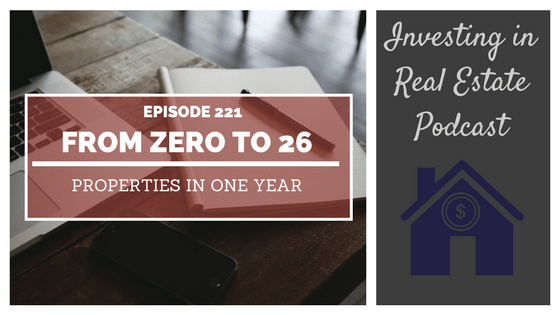 EP221: From Zero to 26 Properties in One Year – Interview with Jack Hoss and Josh Koth