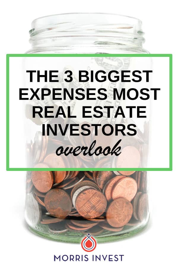 Every single expense you encounter as a real estate investor ultimately comes out of your ROI. That's why it's so important to be prepared for any costs and expenses you might encounter. Here are the 3 biggest expenses most real estate investors overlook.