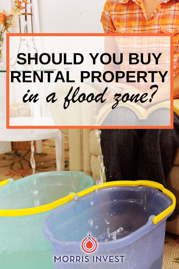 Before you purchase a rental property, you should thoroughly assess not only the property, but also the neighborhood and the market. One thing to consider is the possibility of natural disasters, including if the home is located in a flood zone.