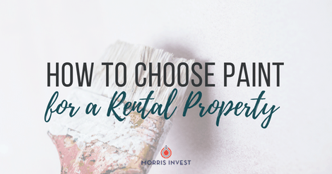 How to Choose Paint for a Rental Property