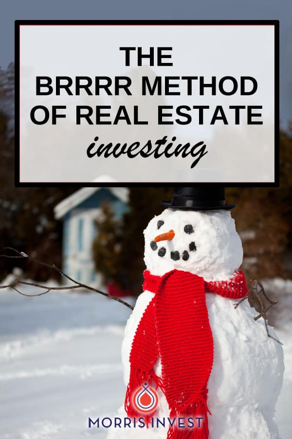 The BRRRR Method is an effective strategy used in real estate for exponentially growing your real estate portfolio - a powerful and proven way to leverage.