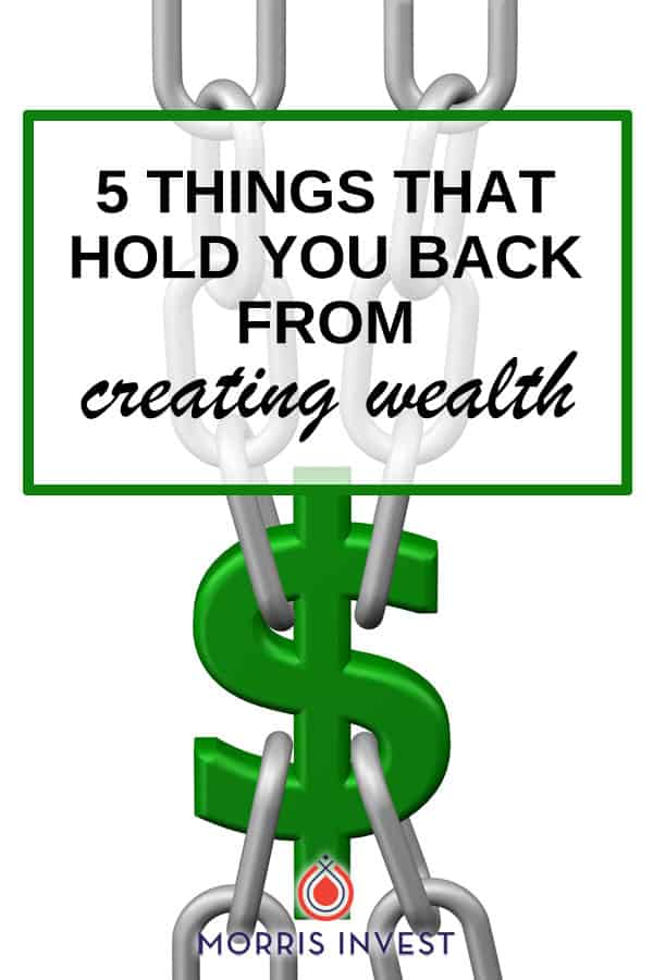 Not everyone has caught on to the importance of buying cash flowing assets. From my experience talking to investors, there are five main reasons why.