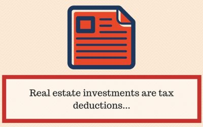 The 3 Ways Investing In Real Estate Helps You Save on Taxes