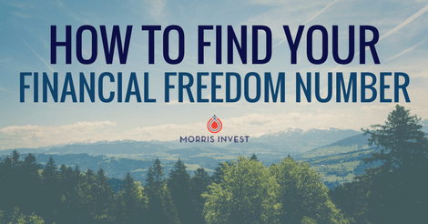How to Find Your Financial Freedom Number
