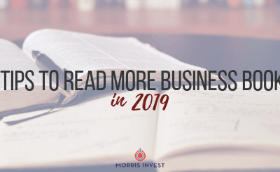 5 Tips to Read More Business Books in 2019