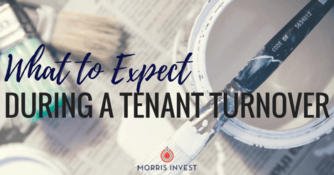 What to Expect During a Tenant Turnover