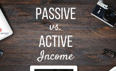 Passive vs. Active Income