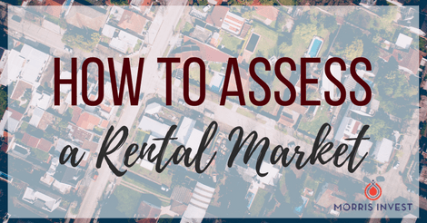 How to Assess a Rental Market