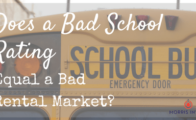 Does a Bad School Rating Equal a Bad Rental Market?