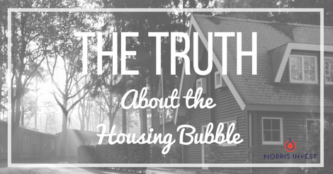 The Truth About the Housing Bubble