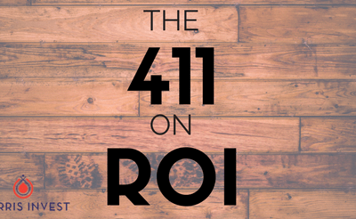 The 411 on ROI