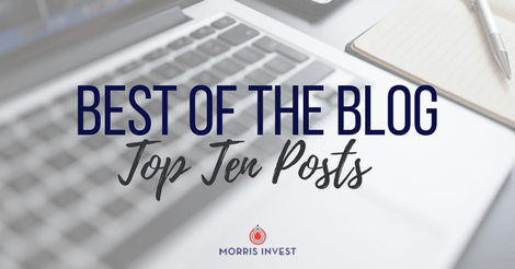Best of the Blog – Top Ten Posts