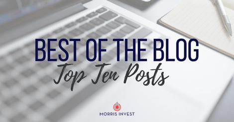 Best of the Blog – Top Ten Posts