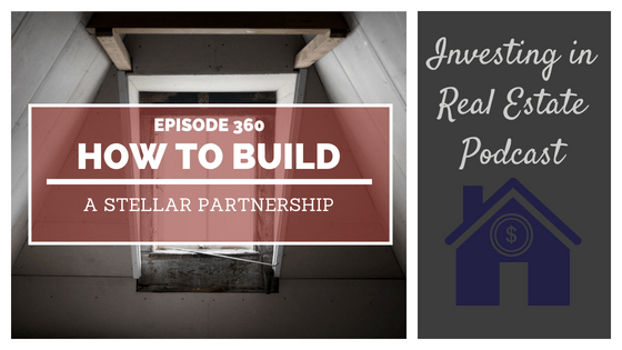 EP360: How to Build a Stellar Partnership