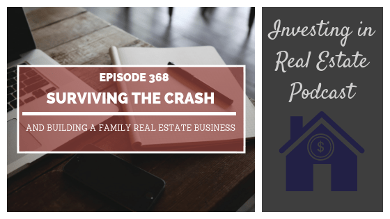 EP368: Surviving the Crash and Building a Family Real Estate Business – Interview with Chris Prefontaine