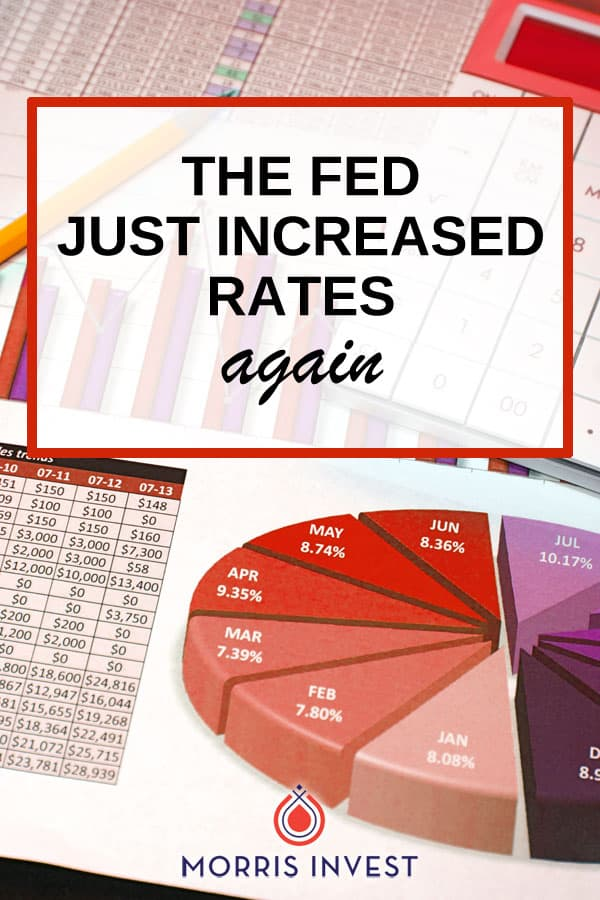 The Federal Reserve just announced yet another raise in interest rates. Higher rates will make purchasing homes harder and more expensive for homebuyers, but what does this mean for real estate investors?