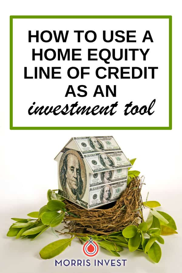 How to use a HELOC as an investment tool - Smart investors know how to leverage, and this strategy can accelerate your real estate portfolio growth.
