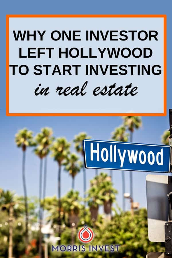 Andrew left behind a successful career in the entertainment industry in order to focus on creating cash flow through real estate. Here's his story.