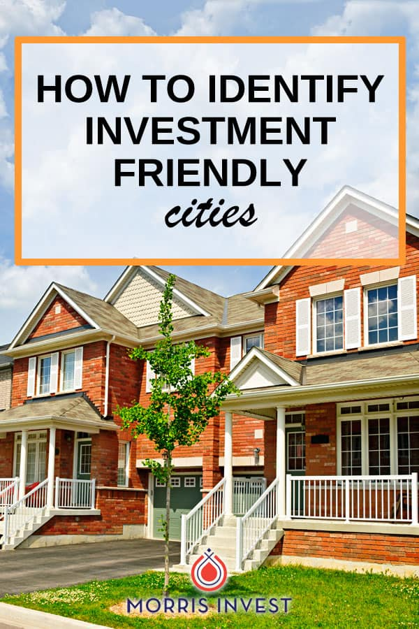 Four tips that make up the most investor friendly areas. How to identify a landlord-friendly city that is conducive to long-term buy and hold, and what to expect from your rental market.