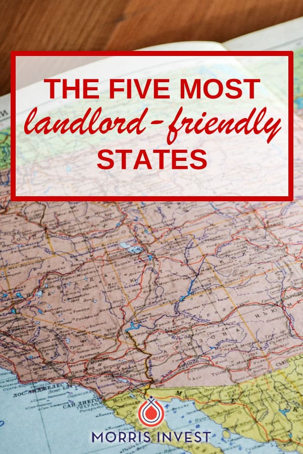Which states have legislation that benefits landlords? What makes a state landlord friendly? This is a significant aspect to consider. Here are the 5 most landlord-friendly states in the US.
