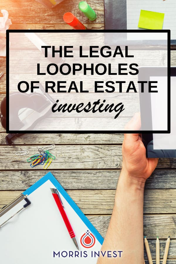 On today's Investing in Real Estate show, Garrett is sharing more loopholes of real estate! We'll discuss the tax code and asset protection, and how to set up your real estate insurance properly.