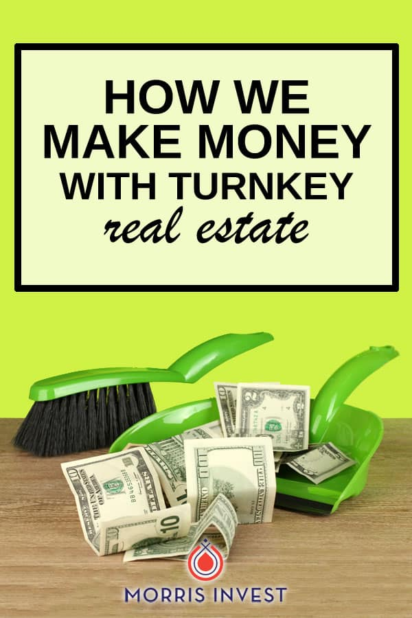 Have you ever wondered how the real estate industry, specifically turnkey real estate, works? Here's how we make money with turnkey real estate.