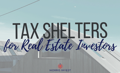 Tax Shelters for Real Estate Investors