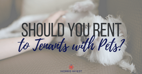 Should You Rent to Tenants with Pets?