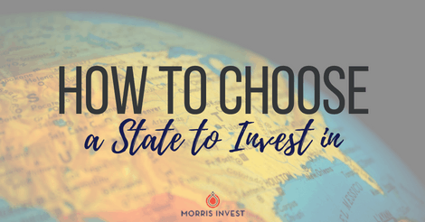 How to Choose a State to Invest in