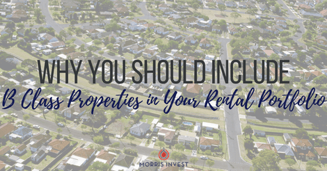 Why You Should Include B Class Properties in Your Rental Portfolio