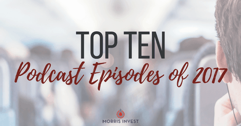 Top Ten Podcast Episodes of 2017