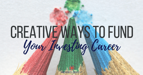 Creative Ways to Fund Your Investing Career
