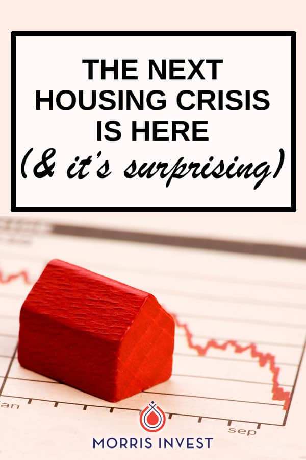 New data indicates that America is experiencing a housing crisis—but this crisis is unlike anything we've ever seen in US history. Here's what's happening.