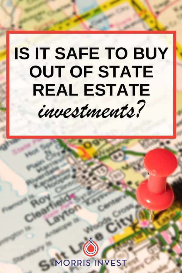 Is it safe to purchase real estate investments out of state? Some things to consider when buying out of state rental property.