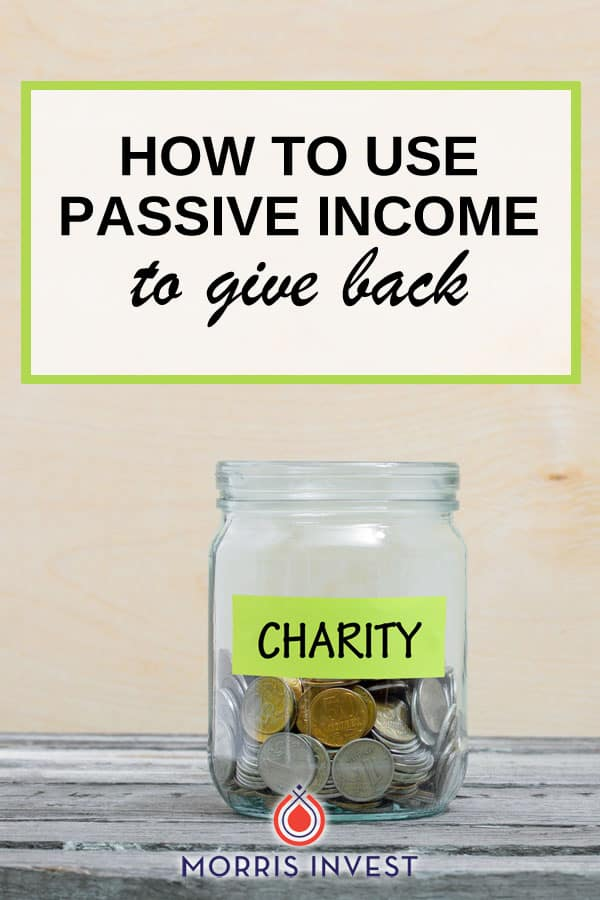 How we use our real estate business to give back. We talk about the tax implications of donating, and how to incorporate giving back into your routine. We talk about the importance of cultivating abundance, and much more!