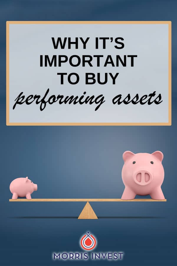 We talk about the importance of buying performing assets. We'll talk about why people feel justified in spending in this economy, and elaborate on some of the wasteful habits Americans are participating in.