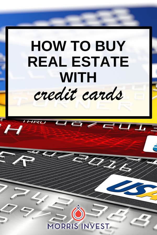 It can be overwhelming to figure out how to purchase your first rental property without cash on hand or any personal connections in real estate. It turns out, you can use credit cards to get started.