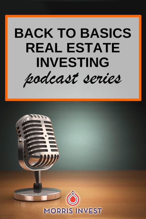 In this podcast series, we're going back to basics and discussing how you can become a millionaire real estate investor, starting from the ground up.