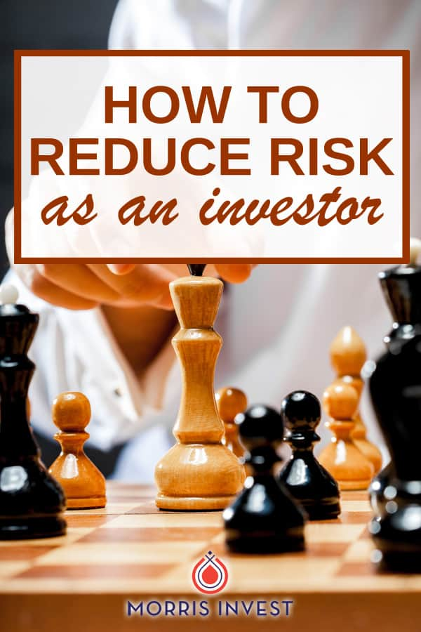 5 tips to help reduce risk in real estate investing!